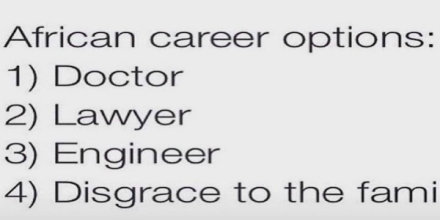 african Career options